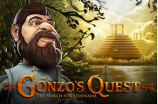 Play Gonzo's Quest online slot at Crown Bingo