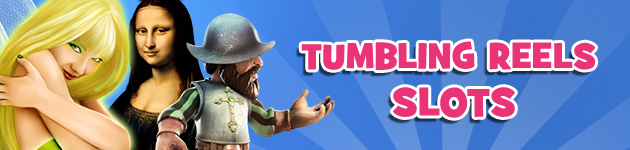 Play Tumbling Reels Slots Online at Crown Bingo