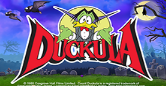 Play Count Duckula online slot at Crown Bingo